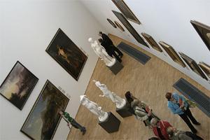 Kumu, Tallinns nys moderna museum, är definitivt värt ett besök.