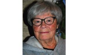Mari-Ann Holmsved. Foto: Solvej Brattström