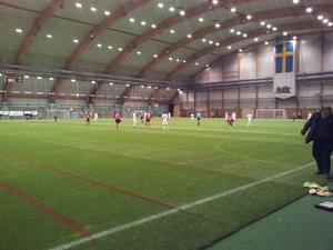 Ånge IF och Selånger FK inledde Norrlandscupen.