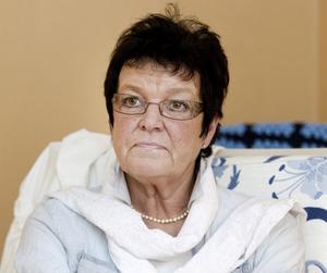 Inger Källgren Sawela (M) ordförande Kommunstyrelsen Gävle.