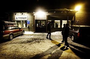 Briggen fritidsgård i Brunflo.