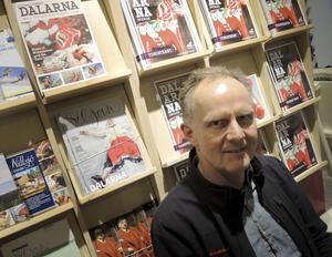 Carl Johan Ingeström från Visit Södra Dalarna ser fram emot nästa fas i Beyond skiing.