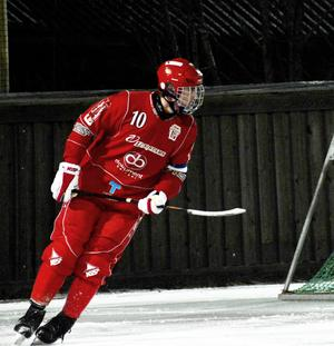 Fyramålskytten Filip Nyberg.