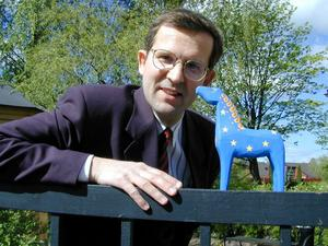 Lennart Sacrédeus arbetar för en rätt till skatteavdrag för gåvor till exempelvis kultur, kyrkor och idrott