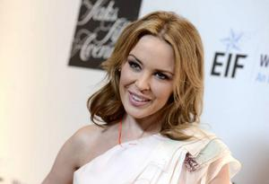 Kylie Minogue. Foto: Dan Steinberg/AP/TT