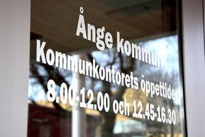 En anmälan har gjorts till Barn- och elevombudsmannen efter en händelse vid en av Ånge kommuns skolor.