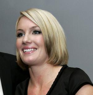 Hanna Marklund, tidigare elitfotbollsspelare med flera SM-guld och Diamanbollar i bagaget, tippar Sverige som segrare i EM-kvalsgruppen.