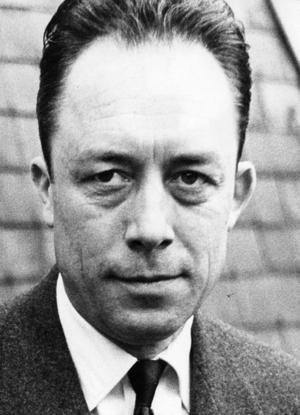 Aktuell igen. Albert Camus  (1913–1960).