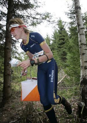 Emma Claesson är tillbaka bland skärmarna i den svenska eliten.