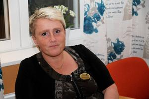 – Vi har haft gott samarbete och hoppas AF ska bli kvar här, säger Bente Sandström.