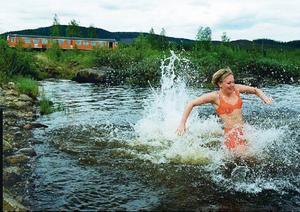 Under fjolåret gjordes det 18000 turistresor på Inlandsbanan. Ser någon resenär en fin badsjö efter resan så är det bara att be tågföraren att stanna för ett dopp.