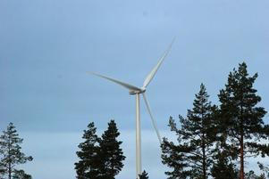 Motståndet mot vindkraftparken norr om Garpenberg har varit måttligt. Förmodligen för att den har anlagts i ett närmast obebyggt skogsområde.