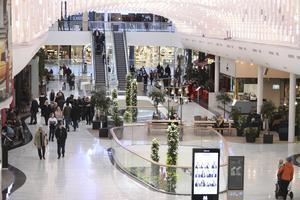 Mall of Scandinavia. Facket borde vara först att larma om missförhållanden.