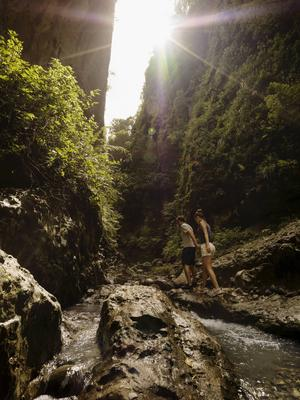 Vandring, klättring, zip-lining, kajakpaddling - utbudet är stort - och du väljer själv hur du vill ta dig fram genom Saint Lucias natur.   Jackie Bookal