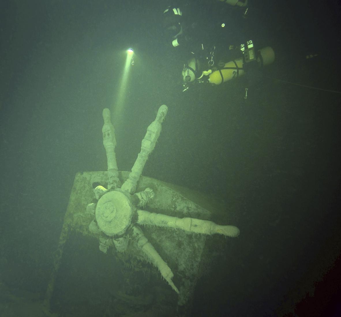 Man dod efter dyk vid populart vrak