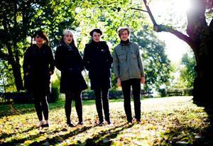Nästa stora band från Göteborg spås bli Makthaverskan som ger ut sitt debutalbum i dagarna. Foto: Adam Ihse/Scanpix