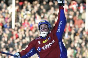 Patrik Rönnkvist spelar gärna för Bollnäs mot Edsbyn på annandagen.