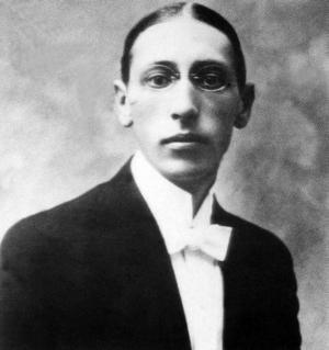 Igor Stranvinskij, 1905.
