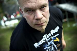 Krister Lindholm från Rockstad:Falun
