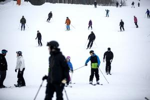 Romme Alpin 30-år. Alpint. Slalom. Snowboard. Lift. Mojje.