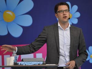 Roger Westerlund tycker att det bara är Jimmie Åkesson som lovar något nytt.