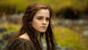 Emma Watson, som fick sitt genombrott i