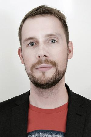 Anders Härén, CTO och utvecklingschef på Mittmedia.