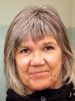 Kerstin  Andersson-Thorell,  56 år, Hissmofors:– Ja, just nu önskar jag mig till varmare nejder. Det mesta man önskat har man förverkligat, faktiskt.