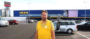 IKEA-Chefen Johan Nester. FOTO: Johnny Fredborg