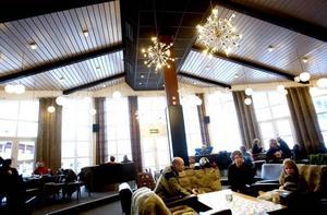 SAMHÄLLSBYGGE. Fler restauranger, butiker och på sikt ett hotell ingår i Branäsägarnas planer för Kungsberget.