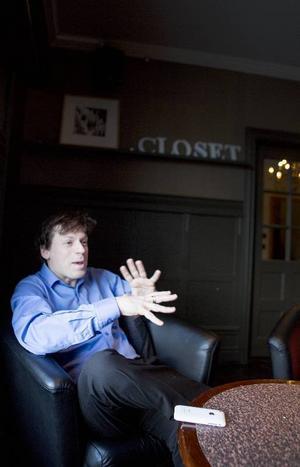Stefan Karlsson har varit inom entreprenörbranschen sedan han som 13 åring drev sin skolas kafeteria.