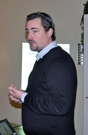 Om man drabbas av en bluffaktura så är uthållighet är A och O, enligt Johan Rydstedt, jurist på Företagarna.
