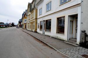 Tomma butiker har blivit allt vanligare längs städernas handelsgator. Foto: Sven Thomsen