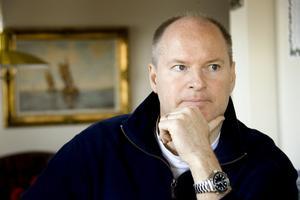 Anders Jallai planerar tre böcker i serien om dykaren Anton Modin.