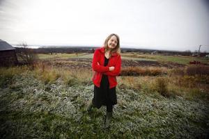Hemma i Bjärme kan Ellen Sundberg andas ut.