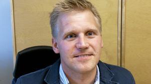 Fredrik Nordvall, förvaltningschef kultur- och utbildningsförvaltningen Hallsbergs kommun, säger att skolledningen har ringat in de problem som Transtenskolan brottas med. Han säger att det har gjorts mer nu på två månader än de på två senaste åren. Arkivfoto: NA