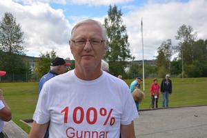 Gunnar Walling från Ljungaverk PRO.