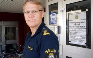 Jonas Holfve, polisens stationsbefäl i Rättvik, uppger att det blir  förstärkt bevakning inför årets CCW, redan från helgen innan