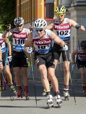 Anders Svanebo slutade fyra.