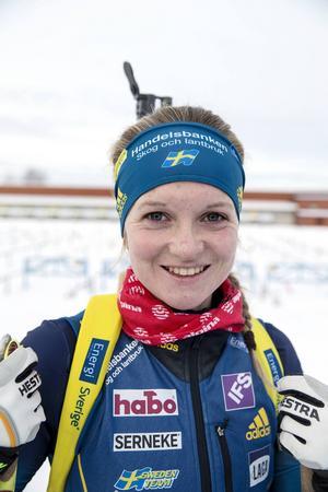 Östersundsbon siktar mot OS 2018 och hemma-VM 2019.