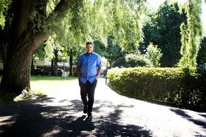 Marcus Svensk är en av personerna som deltar i Arbetarbladets panelsamtal om hur det är att vara transsexuell i dag.