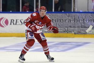 Nicolai Bryhnisveen har ett skott som målvakterna får börja passa sig för.