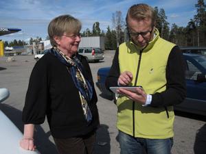 Hellre Delsbo. Solweig Swedin kan visserligen tänka sig att flytta till Gävle, med oddsen att det sker är inte så stora. Skulle hon flytta skulle lasset gå till Delsbo, där hon kommer från.