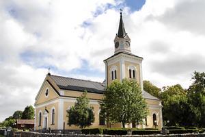 Väddö kyrka. Foto: Måna J Roos