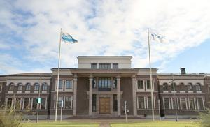 SMT:s huvudkontor i Sandviken, tidigare Sandvikkoncernens huvudkontor.