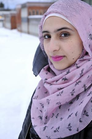 Doaa Al Zamel.