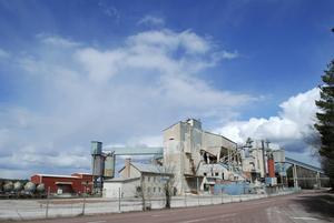 Här Kallholen kan produktionen öka om Nordkalk ska producera kalk för gruvnäringen i Gällivare.