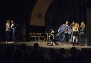 Träffande skådespel på Söderbaumska