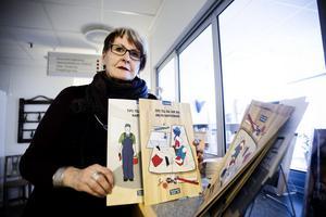 Gunilla Hallberg, konsumentvägledare för Hudiksvalls och Nordanstigs kommuner med råden som kan vägleda både  kund och hantverkare.