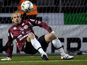 Peter Westmans karriär är över. Han gjorde tolv säsonger i Örebro SK.
